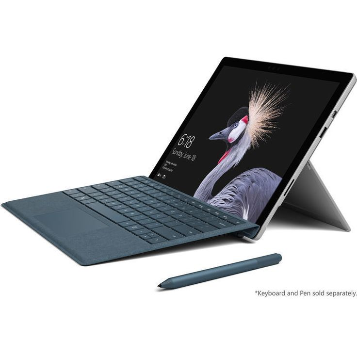 "Microsoft Surface Pro 12.3"" Tablet Core i5-7300U 8GB RAM 256GB SSD Windows 10 Product Details 2.6 GHz Intel Core i5-7300U Dual-Core Processor 256GB SS... #windows #core #tablet #surface #microsoft"