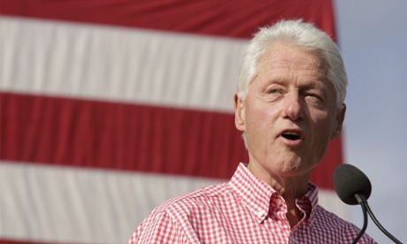Bill Clinton: Netanyahu 'not the guy' to strike lasting Middle East peace deal
