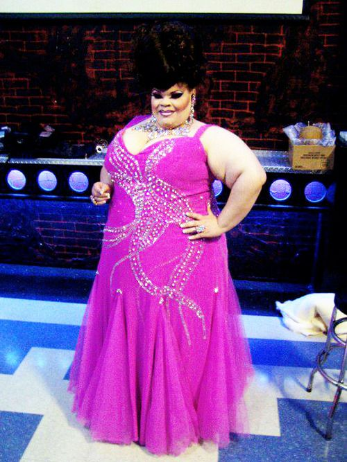 Stacy Layne Matthews. RuPaul's Drag Race. Get it, henny! One of my favorites, always rootin for the underdog!