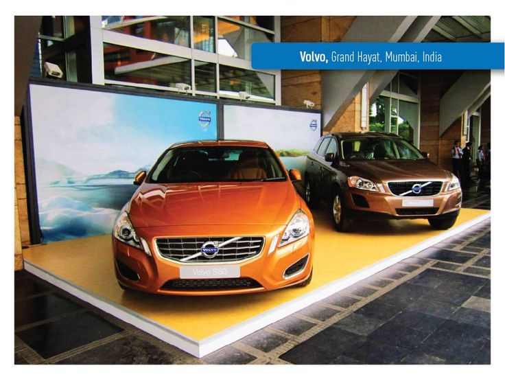 Volvo Exhibition Stand : Best automotive exhibition stand designs images on