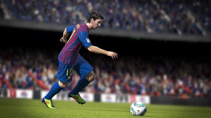 La gambeta de Messi inspira al FIFA 2013
