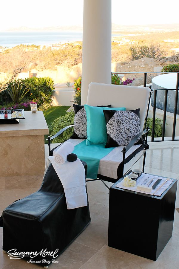 The best kind of luxury spa is the one that travels to you! #luxury #mobilespa #LosCabos