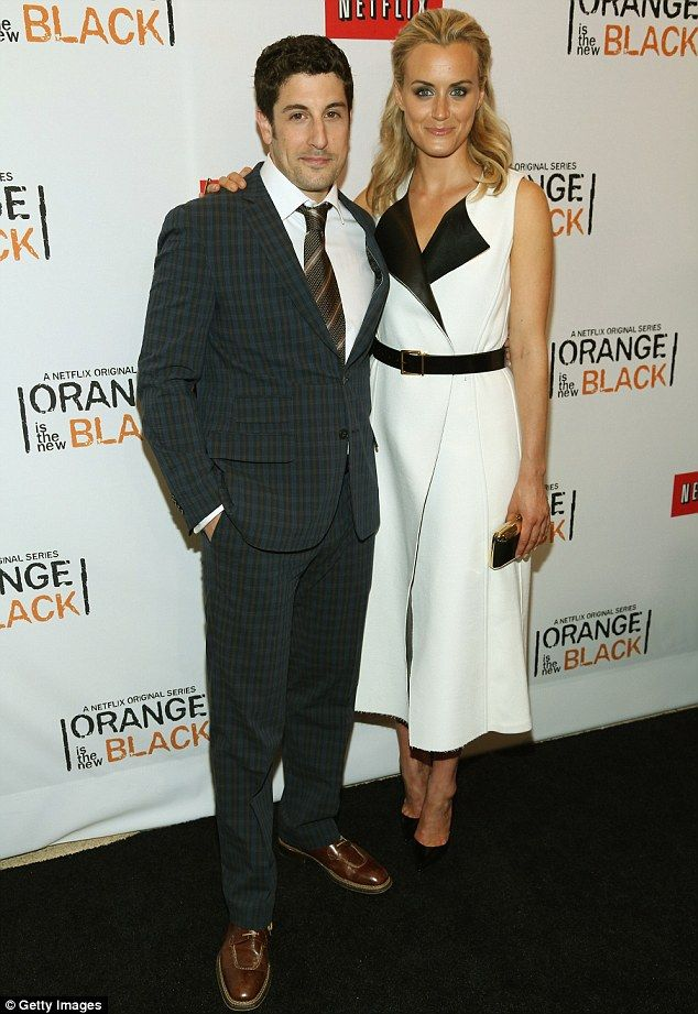 Chloe Sevigny shows off her legs in printed shorts at the Orange Is The New Black premiere