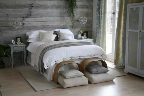 Rustic modern, Louis XV style
