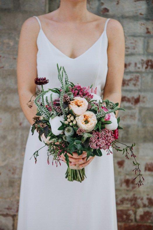 Cast in Colour - CRU Kew Wedding Photography