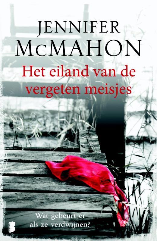 Het eiland van de verdwenen meisjes - Jennifer McMahon
