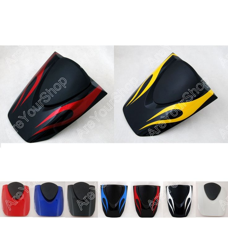 Sale Universal Motorcycle Rear Seat Cover Cowl CBR Solo Motor Seat Cowl Rear Pillion Fairing Set for Honda CBR600RR 2007-2012