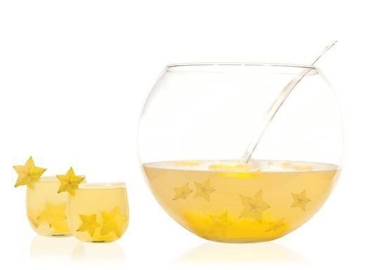 4th of July Party Drink Recipe: Chilean Pisco Star-Spangled Punch ...