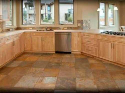 Ceramic Tile Flooring | Ceramic Tile Kitchen Flooring