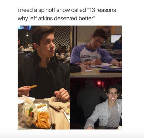 Image result for 13 reasons why tony memes