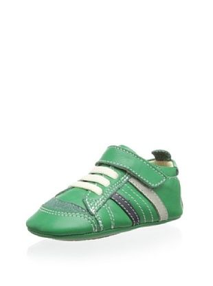 43% OFF Old Soles Kid's Urban Edge Sneaker (Bright Green/Elephant Grey/Navy)
