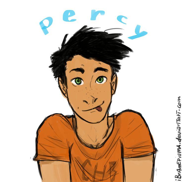 """""""Percy!""""  #percy #percyjackson #percyjacksonbooks #fanart #digitaldrawing #ibramepiuma"""