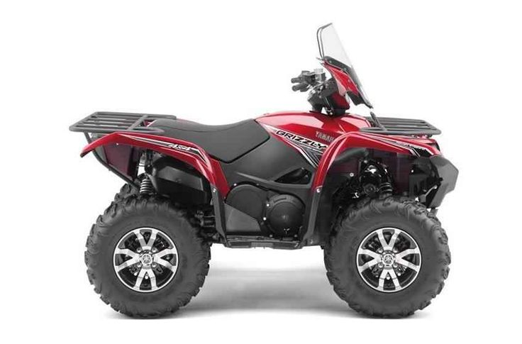 New 2017 Yamaha Grizzly EPS 4X4 LE ATVs For Sale in South Dakota. 2017 YAMAHA Grizzly EPS 4X4 LE, FREE 2000# WARN WINCH OR 18 MO EXTENDED WARRANTY!! Call for saving 605-256-3556