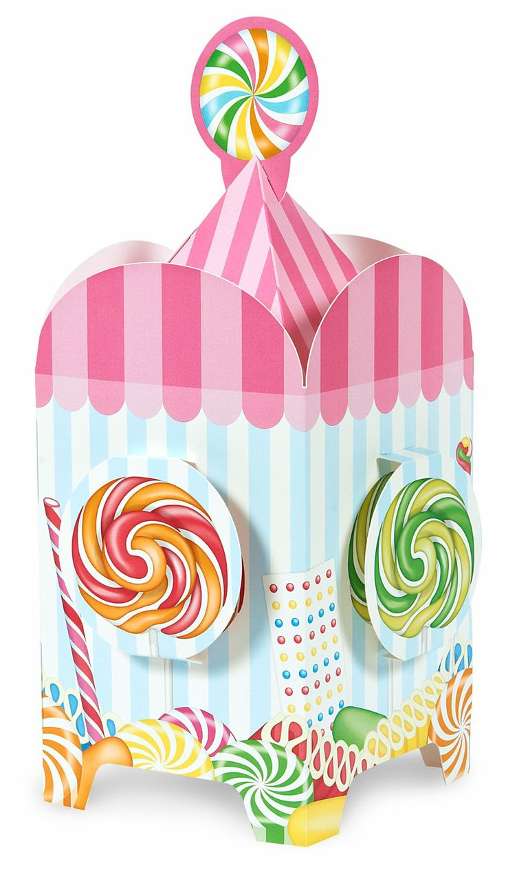 Candy Shoppe Centerpiece, 87692