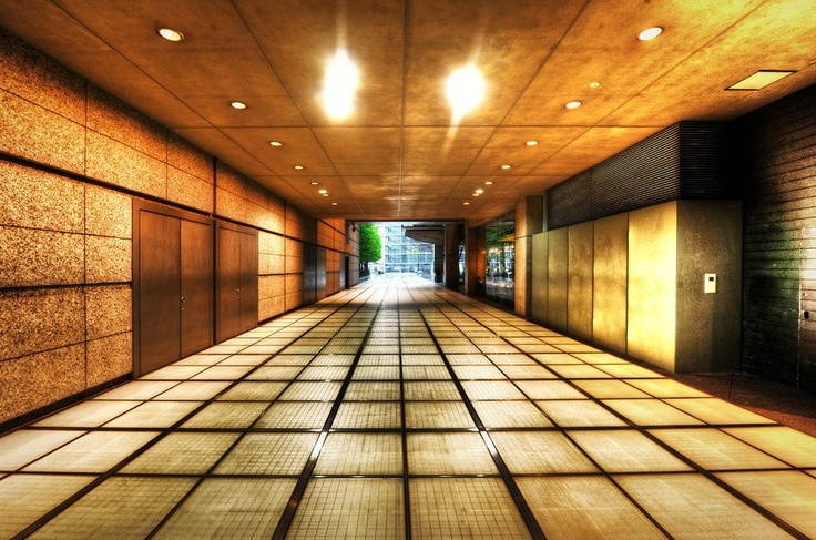 The modern architecture of #Japan always holds promise for a great shot. #treyratcliff at www.StuckInCustom... - all images Creative Commons Noncommercial