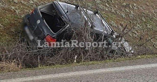 Φθιώτιδα: Απογειώθηκε και προσγειώθηκε εκτός δρόμου