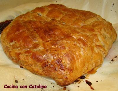 Receta   Pastel de cordero y manzana - canalcocina.es