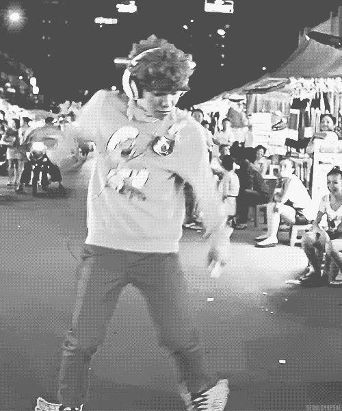 Park Kyung <3 LOOOOOOVE his dance!!!!! *-*