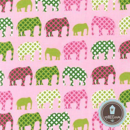 Robert Kaufman URBAN Zirkuselefanten  von myBeehouse auf DaWanda.com