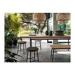 SINNERLIG Hanglamp, bamboe - IKEA