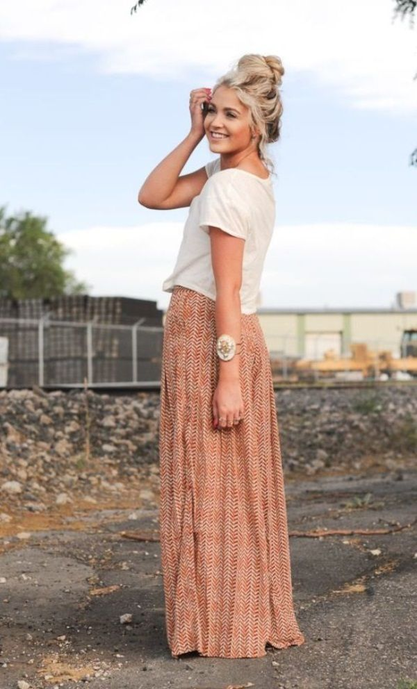 Stylish Hippie Casual Outfits (22)