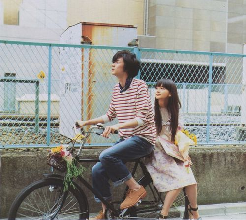 cycling japan  cycle style