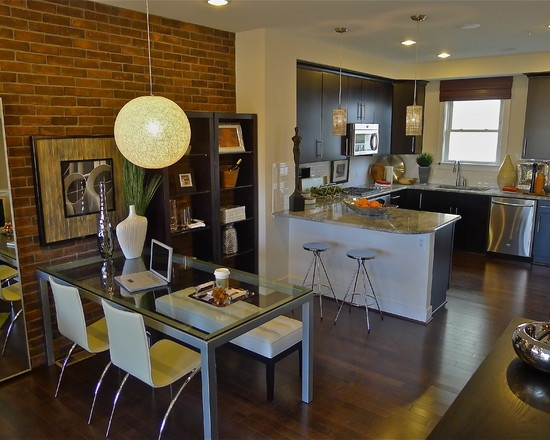 Dc Metro Modern Dining Room Design, Pictures, Remodel, Decor and Ideas - page 4