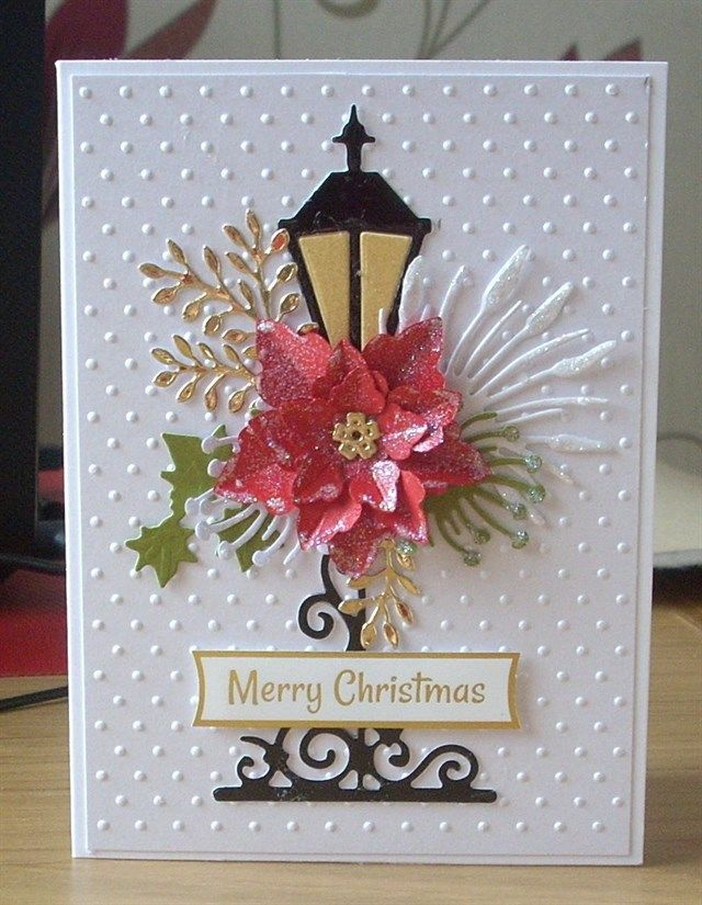 Christmas Cards Inspired by Marilynh | docrafts.com