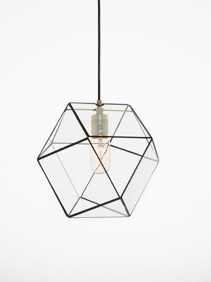 hart lighting fixtures. geometrische lamp yaz van hart \u0026 ruyt - 25cm zwart lighting fixtures r
