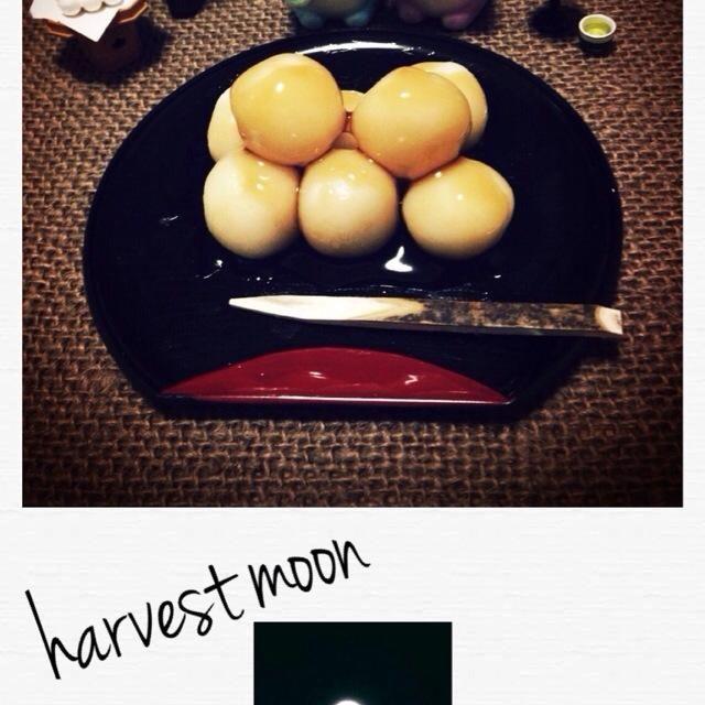 キレイな満月に うっとり♡ - 199件のもぐもぐ - 中秋の名月ですね( •ॢ◡-ॢ)-♡ by *seiko*
