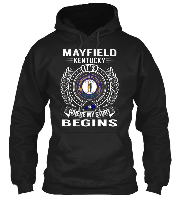 Mayfield, Kentucky - My Story Begins