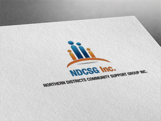 NDCSG Inc Logo Design