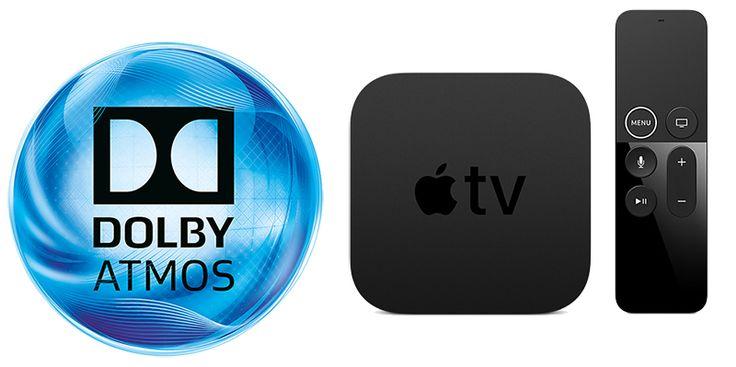 Apple Sugiere Apple TV 4K Va a Ganar Dolby Atmos Apoyo en el Futuro tvOS Actualización
