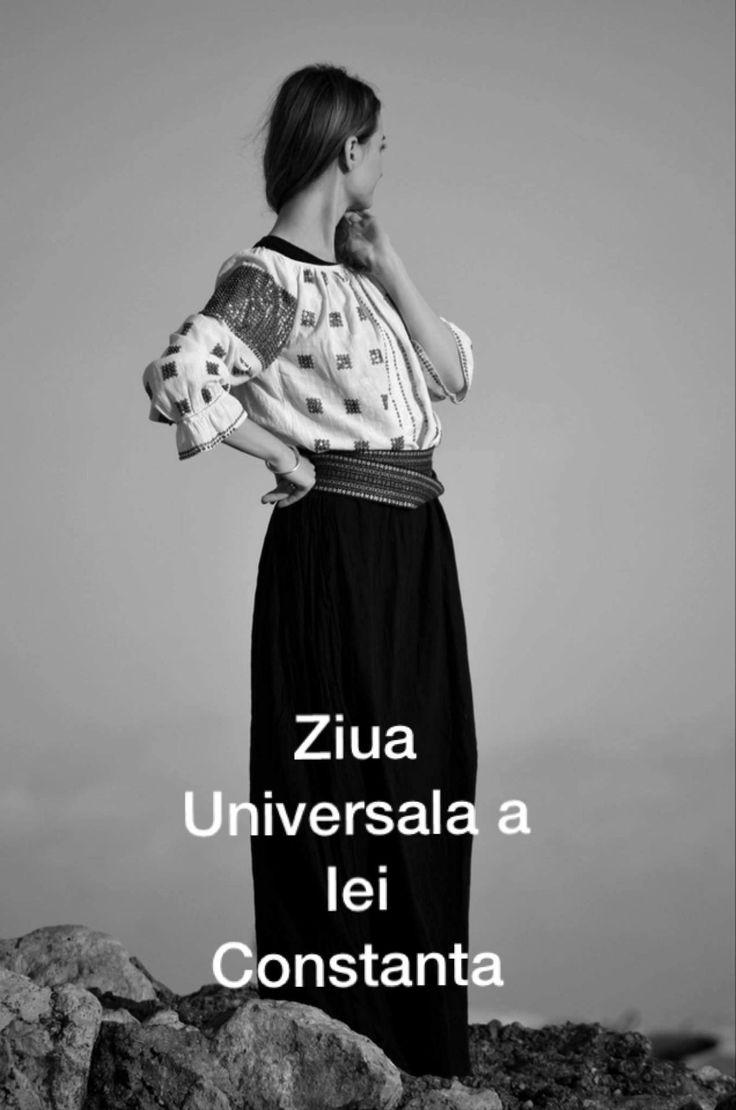 Photo by Lili Sumanaru! Ziua Universala a Iei Constanta
