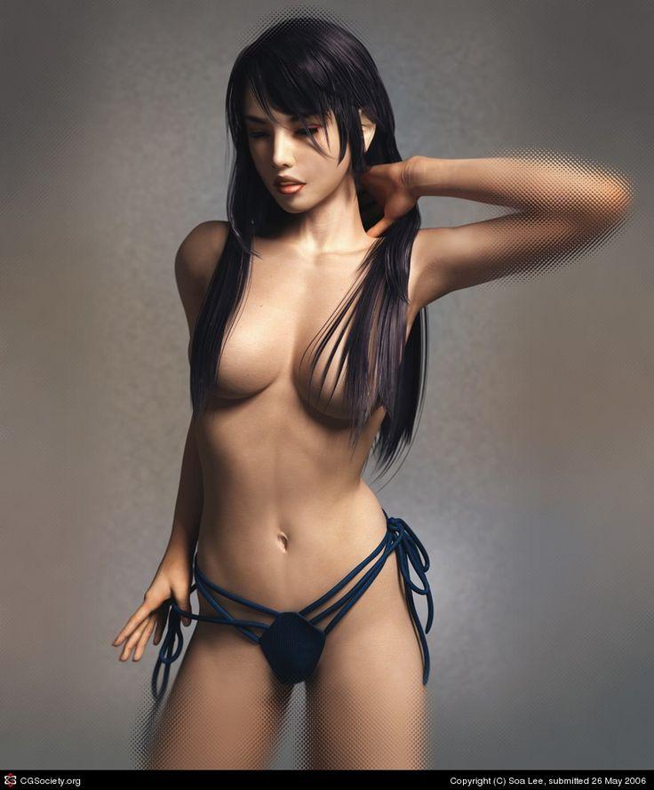 fink nude girls 3d