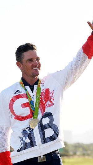 Justin Rose captures gold for Great Britain
