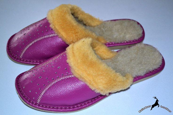 Pinky Slide Winter Slipper for Her