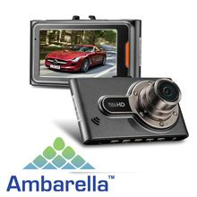 Jeemak CE390 Super HD 1296P camera 2.7″ met extra wijde lens en night vision