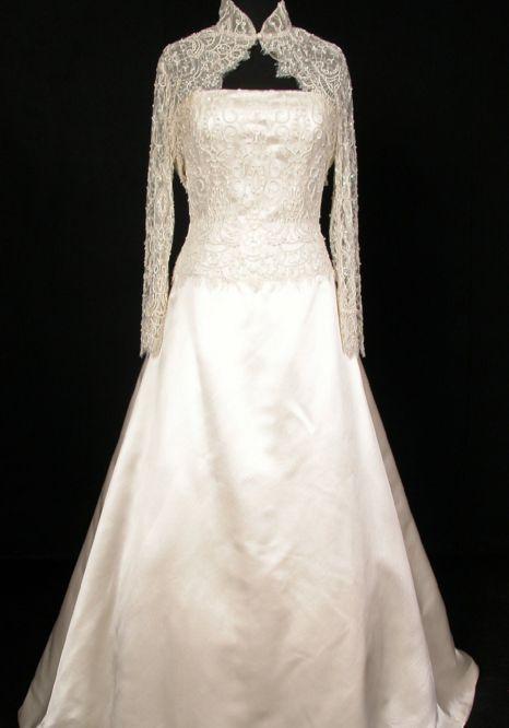 Grace of monaco 39 s royal wedding dress gothic fantasy for Princess grace wedding dress