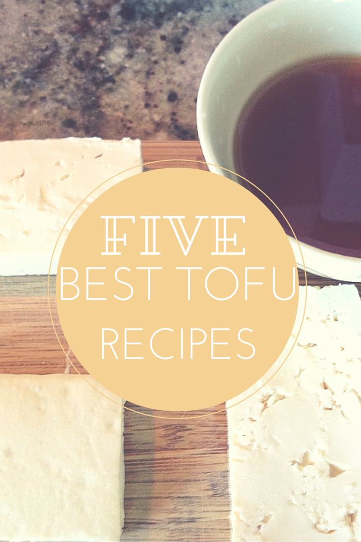 Five Best Tofu Recipes - North & South Nomads