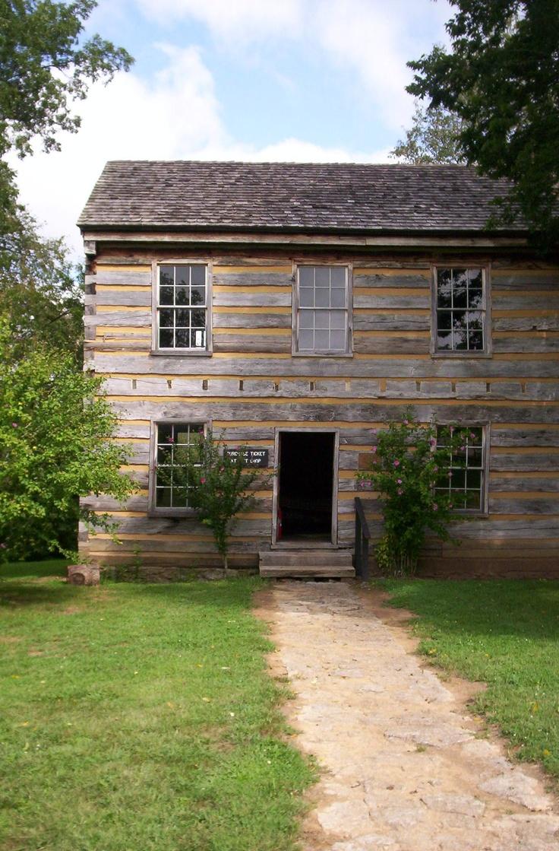 Springfield Ky Homestead Of Lincoln Family Kentucky