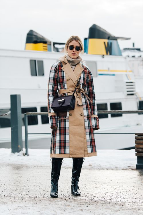 5bb6b48346b6 Street style à la Fashion Week automne-hiver 2018-2019 de Stockholm
