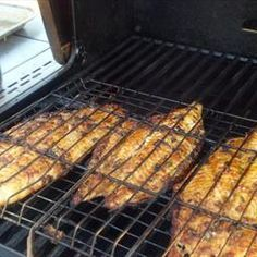Spicy Grilled Catfish recipe