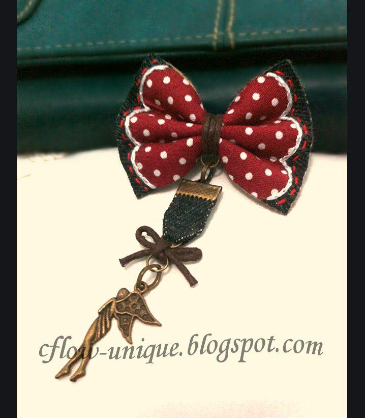 **Chic Fairy Brooch**