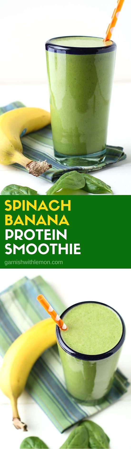 Start your day on the right foot with a healthy, filling breakfast. This Spinach…