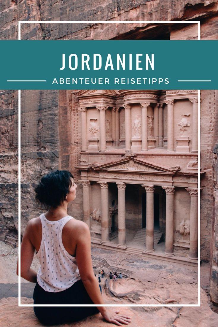Abenteuer Jordanien – von Wüsten, Wanderungen und dem Welterbe Petra