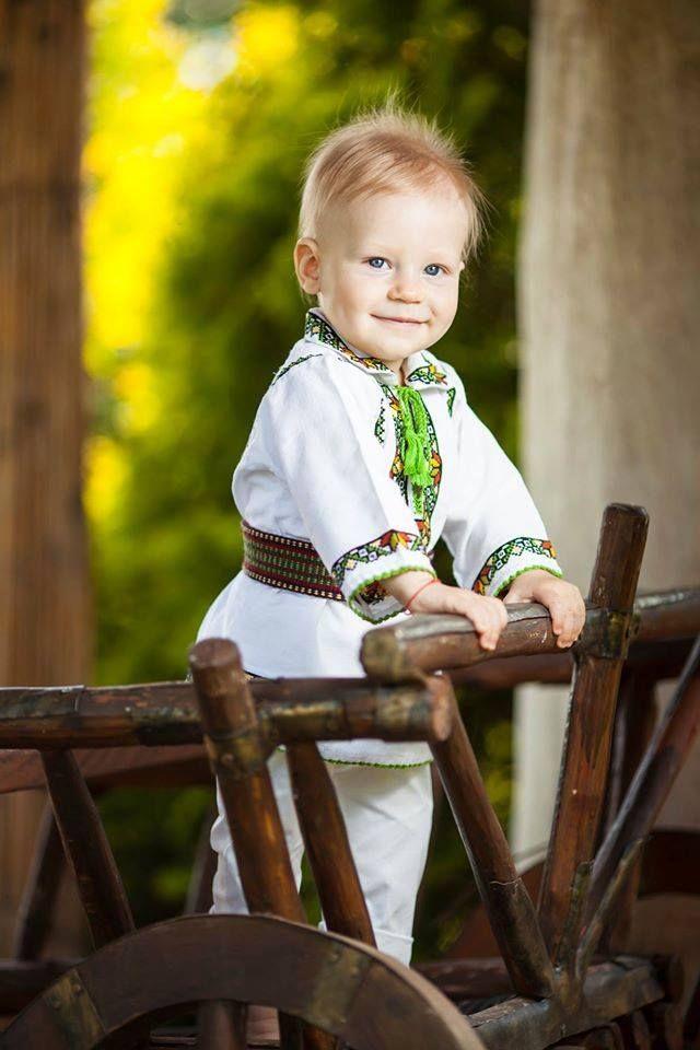 Little boy from Basarabia