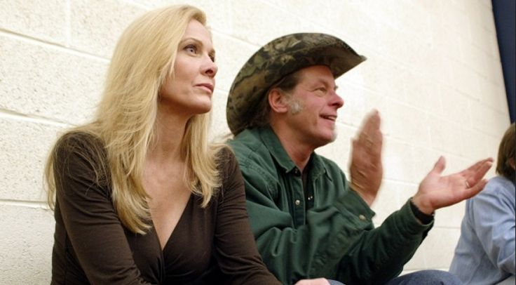 TED NUGENT: 'Hillary Clinton Should Be In Jail'