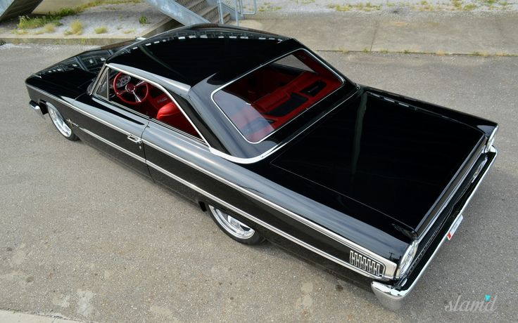 1963 1/2 Ford Galaxie - Slam'd Mag