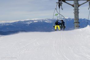 Parnassos Ski Center Invites All to Hit the Slopes Before Season Ends